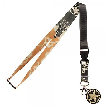 Lanyard - Call Of Duty - WWII New Licensed la5wflcdw