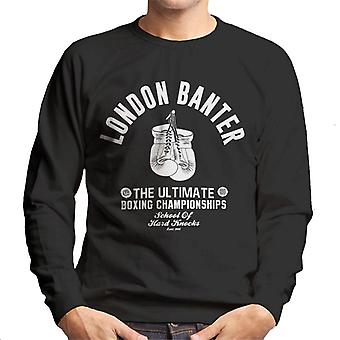 London Banter Boxing Championships Men's Sweatshirt