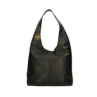 Leather shoulder bag Made in Italy P6170