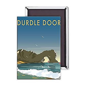 Durdle Door fridge magnet (se)