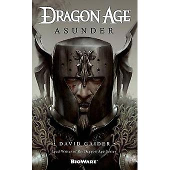 Dragon Age - Asunder by David Gaider - 9780765366702 Book