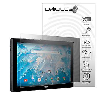 Celicious Privacy 2-Way Anti-Spy Filter Screen Protector Film Compatible with Acer Iconia One 10 Tablet B3-A40FHD