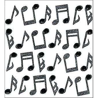 Jolee's Mini Repeats Stickers Music Notes E20738