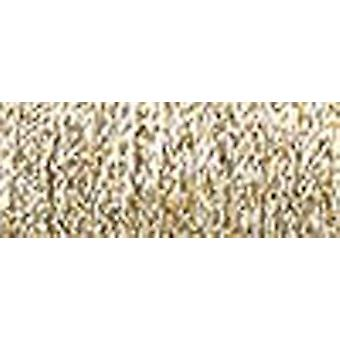 Kreinik Metallic Wandbehang Braid #12 10 Meter 11 Yards Gold T 002