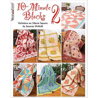 Design Originals 10 Minute Blocks 2 Do 5374