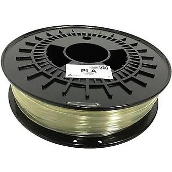 Filament German RepRap 100248 PLA plastic 3 mm Ecru 750 g