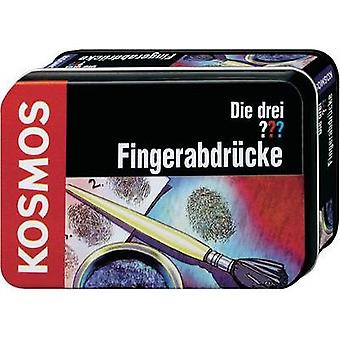 Science kit Kosmos Die drei ??? Fingerabdrücke 631031 8 years and over