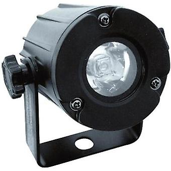 LED pin spot Eurolite LED PST-3 W 6000 K No. of LEDs: 1 x 3 W