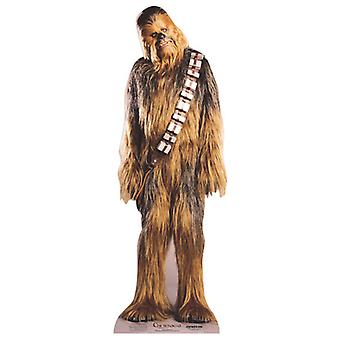 Chewbacca (Star Wars) - Mini Cardboard Cutout / Standee