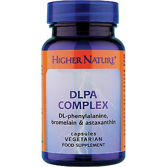 Higher Nature DLPA Complex, 90 caps