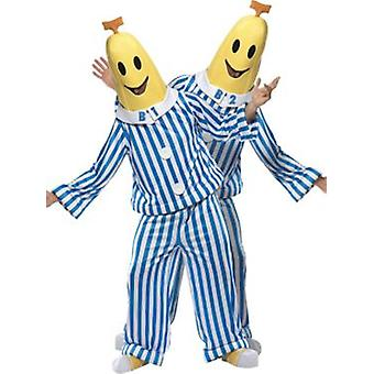 Smiffys Bananas In Pyjamas Costume (Costumes)