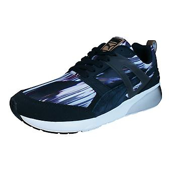 Puma Aril Fast Graphic Womens Running Trainers / Shoes - Black