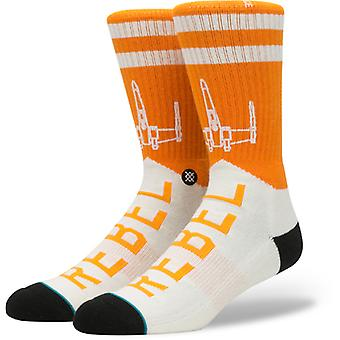 Star Wars Varsity Rebel Socks