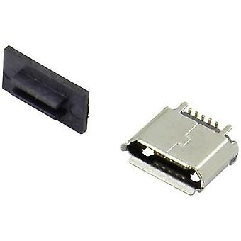 N/A Socket, horizontal mount 207F-BA00 Attend Content: 1 pc