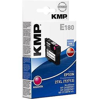 KMP Ink replaced Epson T2713, 27XL Compatible Magenta 1627,4006
