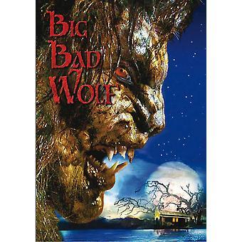 Locandina del film Big Bad Wolf (11 x 17)