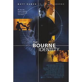 The Bourne Identity Movie Poster Print (27 x 40)