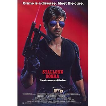 Cobra Movie Poster (11 x 17)