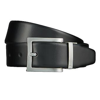 BRAX belts men's belts Leather Belt Belt Black/Brown 4548