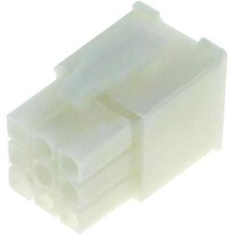 Pin enclosure - cable Universal-MATE-N-LOK Total number of pins 9 TE Connectivity 172340-1 1 pc(s)