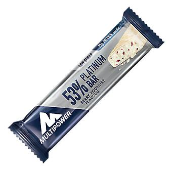 Multipower Barrita 53% Protein Bar Cookies Cream (Sport , Sticks)