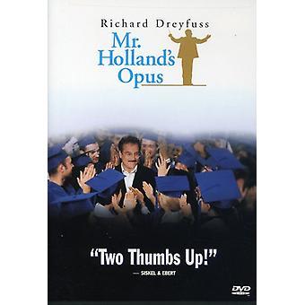 Importazione di Mr. Holland Opus [DVD] Stati Uniti d'America