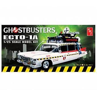 AMT Model Kit - Ghostbusters Ecto-1 bil - 1:25 skala - AMT750 - ny