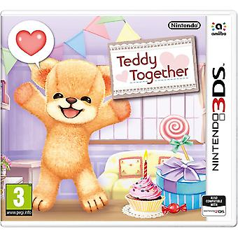Teddy Together Nintendo 3DS Game