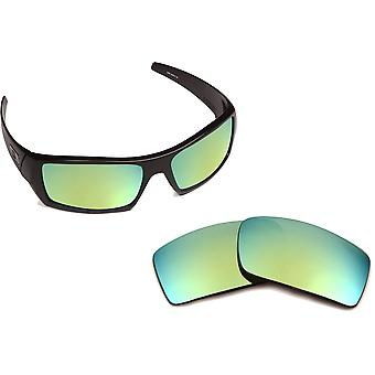 New SEEK Polarized Replacement Lenses for Oakley GASCAN Red Blue Green