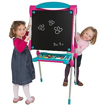 Smoby My Big Board Rosa (Toys , Educative And Creative , Tables And Desks)