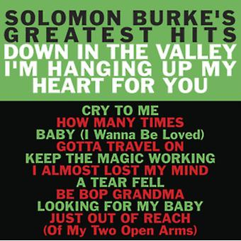 Solomon Burke's Greatest Hits af Solomon Burke