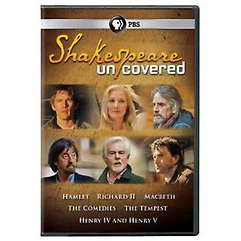 Shakespeare Uncovered (Complete Set) [DVD] USA import