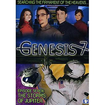 Genesis 7: Episode 7: iskolde verden af Uranus [DVD] USA import