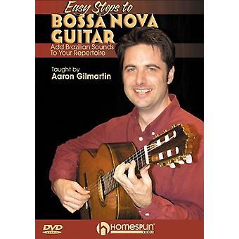 Nemme trin til Bossa Nova Guitar - nemme trin til Bossa Nova Guitar [DVD] USA import