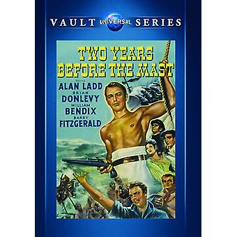Two Years Before the Mast [DVD] USA import
