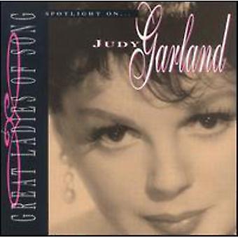 Judy Garland - Spotlight on Judy Garland [CD] USA import