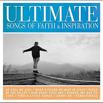 Importer des chansons de foi & Inspiration ultime [CD] USA ultimes Songs of Faith & Inspirations-