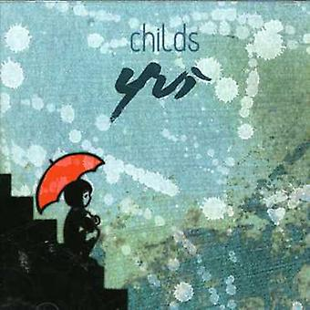 Childs - Yui [CD] USA importerer