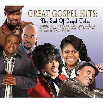 Great Gospel Hits: The Soul of Gospel to - Great Gospel Hits: The Soul of Gospel to [CD] USA import