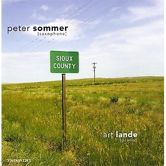 Peter Sommer - Sioux County [CD] USA import