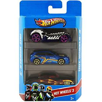 Hot Wheels From 3 Car Pack City (Toys , Vehicles And Tracks , Mini Vehicles , Cars)