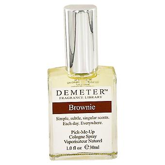 Demeter Women Brownie Cologne Spray By Demeter