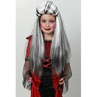 Witch wig child silver witch fairy Elves wig child wig