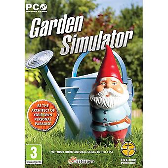 Garden Simulator PC CD Game