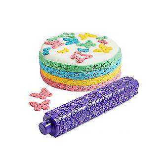 Andrew James Cake Decorating Rolling Pin