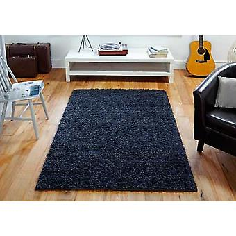 Elsa Charcoal  Rectangle Rugs Plain/Nearly Plain Rugs