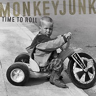 Monkeyjunk - tid til at rulle [Vinyl] USA import