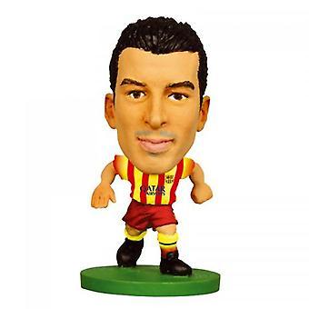 Barcelona SoccerStarz Pedro Away