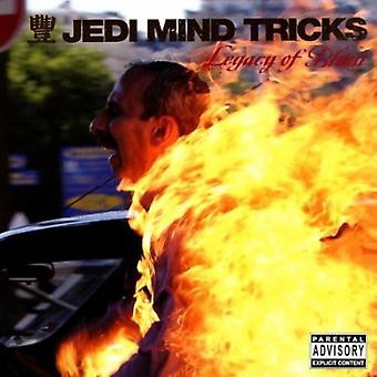 Jedi Mind Tricks - arven fra blod [CD] USA import
