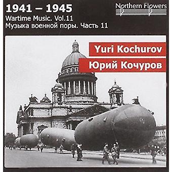 St.Petersburg State Academic Symfoniorkester - krigstid musik 11 - Yuri Kochurov: [CD] USA importerer